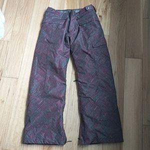 Snowboard, Ski pants. Medium women's Oakley pants